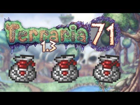 Terraria 1.3 Part 71 - DESTROYER MASSACRE
