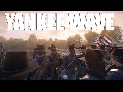 YANKEE WAVE - War of Rights
