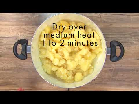 Make Ahead Mash Potatoes