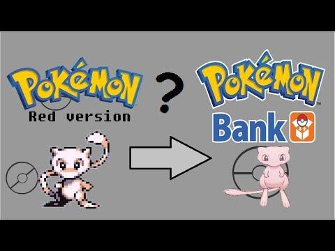 Can a Glitched Mew be sent to the Pokemon Bank?