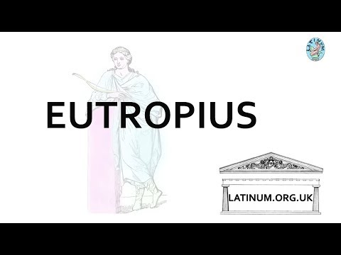 Stirling's Latin Paraphrase of Eutropius - http://latinum.org.uk
