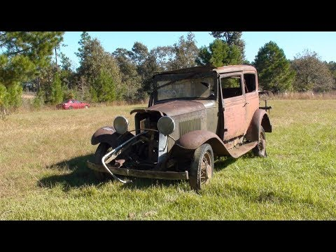 31 Chevy Rat Rod - Front Suspension Build