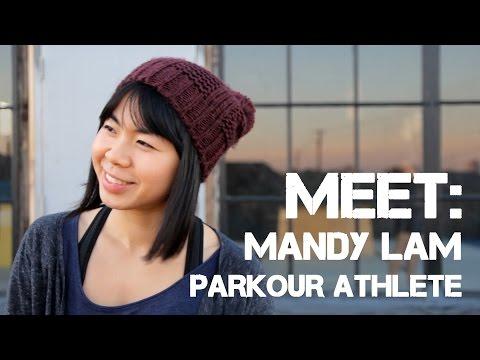 Meet: Mandy Lam, Parkour Athlete
