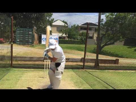 Cricket Batting Basics: Playing on Leg side