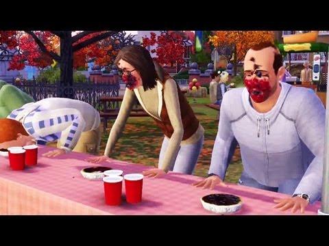 The Sims 3 Seasons Walkthrough