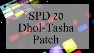 Roland Spd 20 & 20X Dhol Pattren By Neelkanth Kashyap