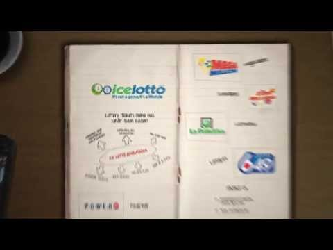 Best Site To Buy Lottery Tickets Online - IceLotto.com Official Video