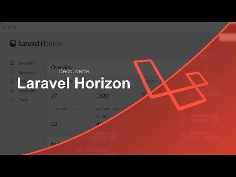Tutoriel Laravel : Laravel Horizon