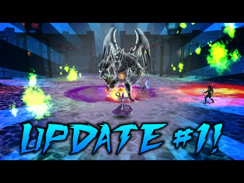 Order & Chaos 2: Redemption - UPDATE #1! | NEW Features, Dungeon, Events, & MORE!
