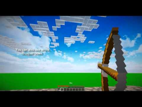 How To Repair Bows In Minecraft