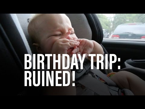 she ruined the birthday trip we planned