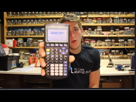Make Your Own GameBoy Calculator TUTORIAL ! !