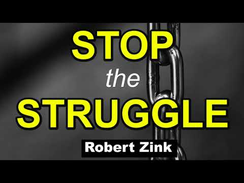 Stop the Struggling You Don't Need to Struggle Anymore  Start Manifesting with the Law of Attraction