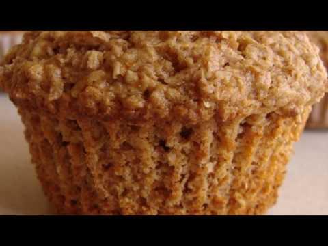 Recipe: Oat Bran Muffins