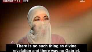 Muslim Dr Noha says Angel Gabriel is a Myth?