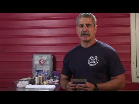 First Aid Tips : How to Treat a Punctured Lung