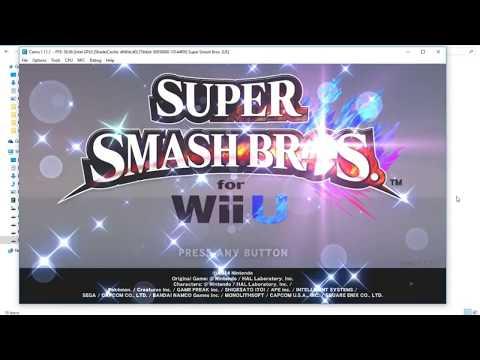 Cemu, and Yuzu] How to fix Intel GPU Super Smash Bros  Wii U