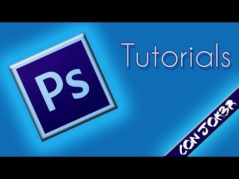 Applicare una TEXTURE a un TESTO/IMMAGINE con Photoshop [PS Tutorial]