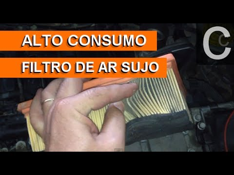 Dr CARRO Filtro Ar Sujo e o Alto Consumo de Combustível