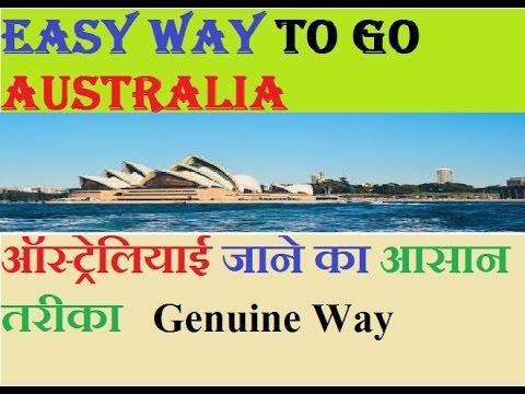 Easy Way To Go Australia