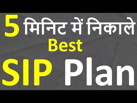 How to select Best Mutual funds | Mutual funds Screener for Best SIP Plans 2018 | Best Mutual funds