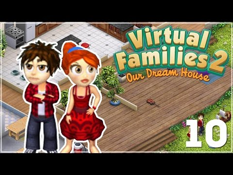 Fights Over Kids & The Green Dream Begins!! • Virtual Families 2 - Episode #10