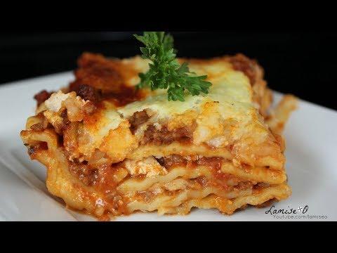 Lasagna Recipe | Beef And Cheese Lasagna | Episode 143
