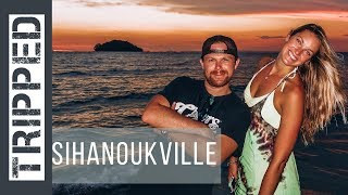 Sihanoukville Cambodia Vlog - MOST BEAUTIFUL BEACHES IN SE ASIA
