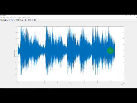 Reading and Writing Audio Files in MATLAB 2017