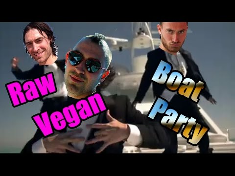 Vlog 4: Durian Oral Sex + 5 year Raw Vegan Anniversary Boat Party