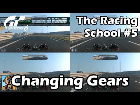 Changing Gears - The Racing School #5