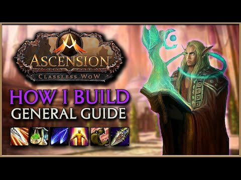 WoW Ascension | My Build Making Process | An Arcane Example
