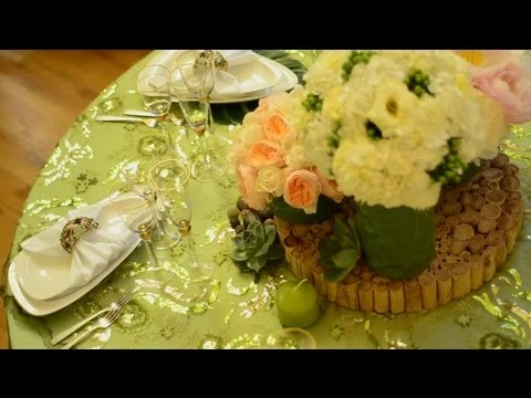 Wedding Reception Garden Party Decorating : Decorating for Events