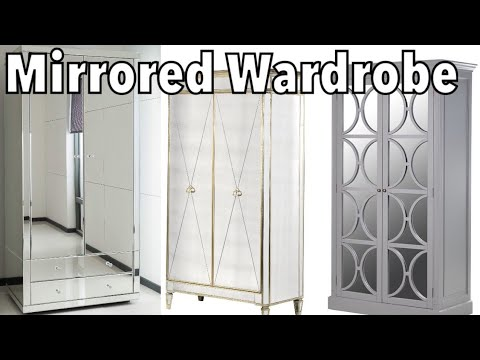 DIY Mirrored Wardrobe Super Easy And Cheap 2017 - 2018 Room Decor | Home Decor - ikea hack