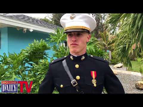 NEWLY MINTED MARINE: Lt. Jack Moran of Merritt Island Carries On Family Legacy of Military Service
