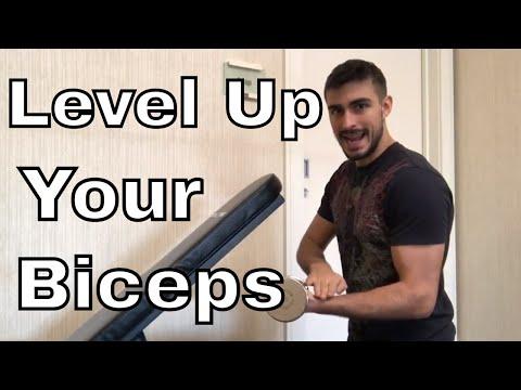 Biceps Strength Curve Training