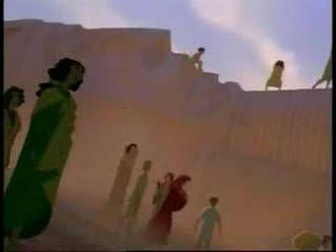 Prince of Egypt - When You Believe (Chinese - Mandarin)