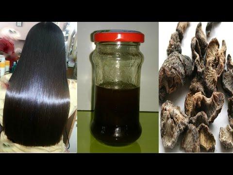 How To Grow Natural Black Hair, Soft Hair, Shiny Hair, Smooth Hair At Home - Homemade Amla  Hair Oil