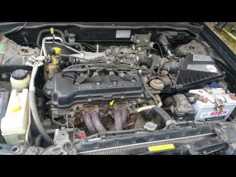 Nissan Pulsar N16 strange problem