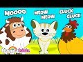 Animal Sounds For Children Animal Songs And Rhymes