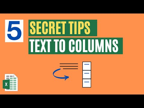 5 Secret Tips for Text to Columns in Excel