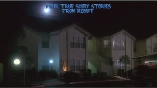 Download 4 True Scary Stories From Reddit (Vol. 40) Video