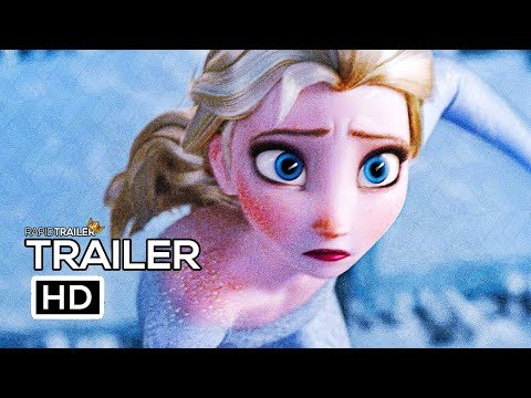 Xxx Mp4 FROZEN 2 Official Trailer 2 2019 Disney Animated Movie HD 3gp Sex