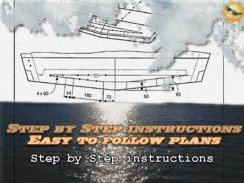 Fishing Boat Plans: Step by Step Instructions