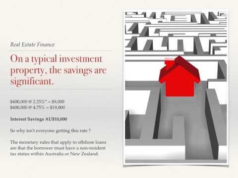 Australia Investment Loan