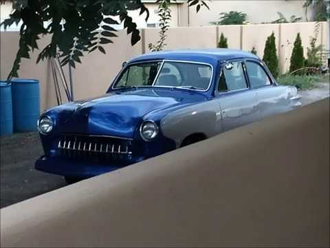1950 Ford Shoebox Vent Window Handle replacement