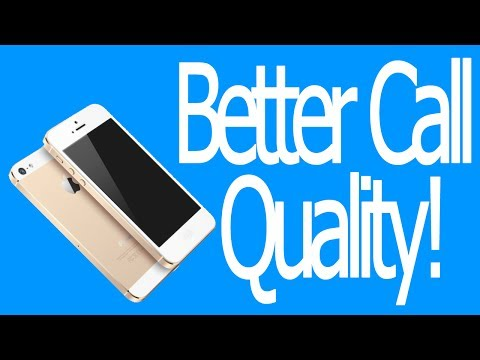 iPhone 5S - How to Get Better Call Quality