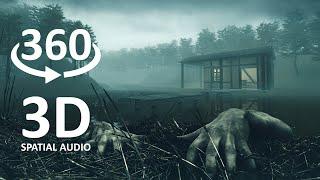 360 VR Horror: Death Lake [Real 3D Spatial Sound - 4K]