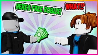 Roblox used to REWARD ROBUX.. But why?