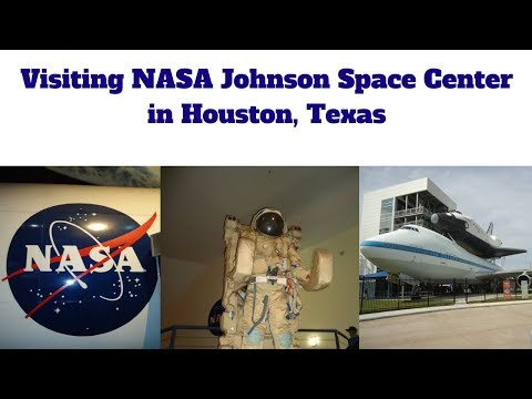 Visiting NASA Johnson Space Center in Houston, Texas #TravelTips